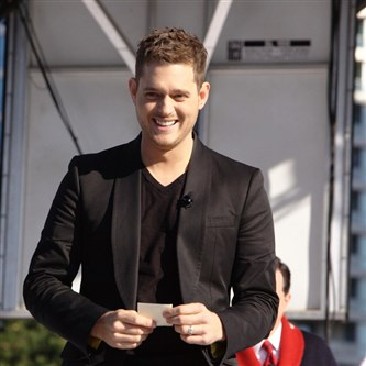 Michael Buble Live at The Spitfire Ground