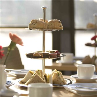 London Afternoon Tea Cruise with City Cruises