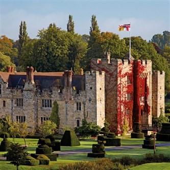 Autumn Colours at Hever Castle