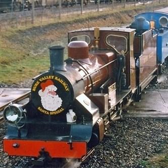 Bure Valley Railway Christmas Lunch
