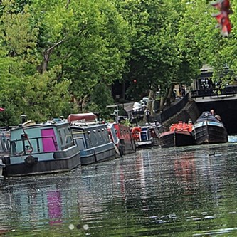 Camden Cruise & Fish and Chip Lunch