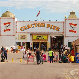 Clacton on Sea Seaside Special