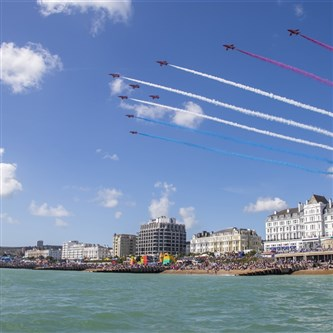 Eastbourne Air Show