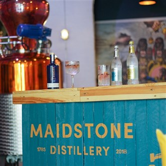 Maidstone Distillery & Shopping