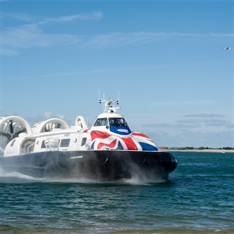 Hovercraft Experience and Lunch