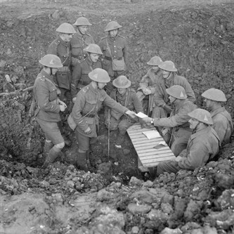 Kent on the Somme with Mike Scott