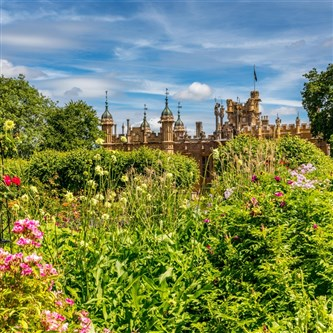 Knebworth House, Park and Gardens