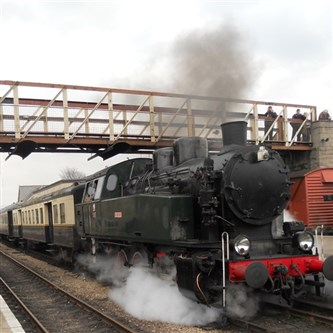 Nene Valley Railway and Stamford with Chris Goode