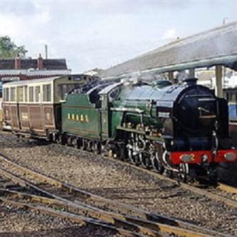 Romney, Hythe & Dymchurch Railway & The Pilot