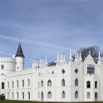 Strawberry Hill House and Gardens